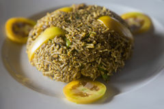 индийский vegetarian еды Стоковое Фото