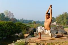 Индийский yogi Стоковая Фотография