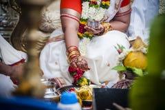 Индийское венчание Стоковые Изображения RF