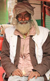 Индийское предприниматель рикши Стоковое Фото