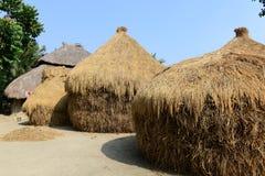 индийское село стоковые фотографии rf