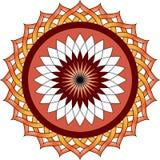 Индийское солнце бесплатная иллюстрация