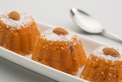 индийское сладостное традиционное Стоковое Фото