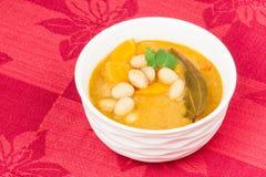 Индийское Vegetable карри Стоковое Изображение