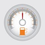 Индикатор топлива иллюстрация штока