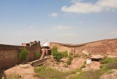 Индия, Джодхпур, форт Mehrangarh Стоковое фото RF