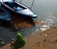 Индия varanasi Стоковое Фото
