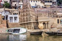 Индия varanasi Стоковое Изображение