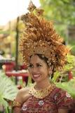 индонеец невесты Стоковое Изображение