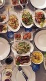 Индонезийская еда Стоковые Фото