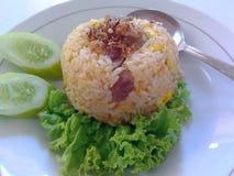 Индонезийская еда Стоковые Изображения