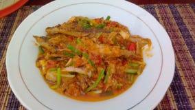 Индонезийская еда стоковое фото