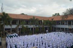 Индонезийская жизнь 3 школы Стоковые Изображения