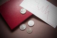 Индонезийская рупия Стоковое Фото