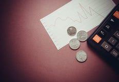 Индонезийская рупия Стоковая Фотография