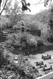 Индонезийское мусульманское кладбище стоковое фото rf