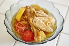 Индонезийское тушёное мясо цыпленка Стоковые Фотографии RF