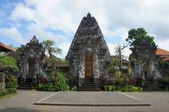 Индусские статуи в Ubud Стоковое Фото