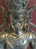 Индусский бог - Непал стоковые фото