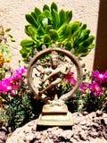 Индусский бог танца Стоковое Изображение