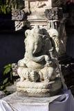 Индусский бог Ganesa, Nusa Penida, Индонезия стоковые фотографии rf