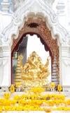 Индусский бог Gannesa Стоковое Изображение RF