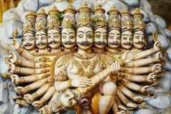 Индусский висок Стоковая Фотография RF