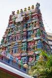 Индусский висок Стоковые Фотографии RF