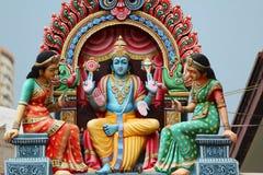 индусский висок стоковые фото