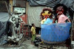 Индусский идол Стоковые Фотографии RF