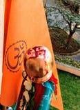 Индусский фестиваль Нового Года стоковые фотографии rf
