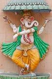 Индусское божество слона Стоковые Фото