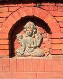 Индусское божество. Стоковое Фото