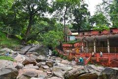 Индусское паломничество Стоковое Фото
