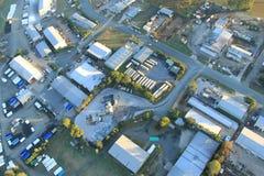 Индустриальная зона в Австралии Стоковая Фотография RF