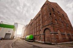 Индустрия Антверпена Стоковая Фотография RF