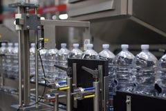 Индустрия - минеральная вода Стоковые Изображения RF
