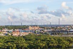 Индустрия на Curacao Стоковое Фото