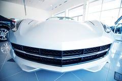 Индустрия продаж автомобиля Стоковое Фото