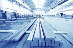 Индустрия фабрики Стоковые Фотографии RF