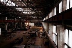 Индустрия фабрики Стоковая Фотография