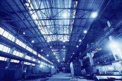 Индустрия фабрики Стоковые Фото
