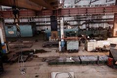 Индустрия фабрики Стоковое фото RF