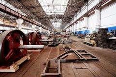 Индустрия фабрики Стоковое Изображение RF