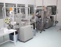 индустрия фармацевтическая Стоковое Изображение RF