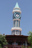 индюк башни часов antalya Стоковая Фотография
