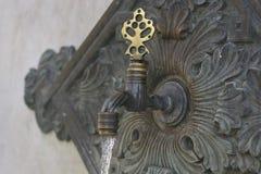индюк istanbul фонтана немецкий Стоковые Фото