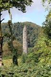 Ирландская круглая башня Стоковое Изображение RF