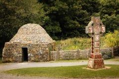 Ирландский парк национальной традиции Wexford Ирландия стоковое изображение