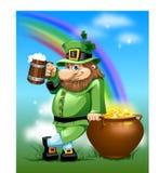 ирландский человек Стоковое Изображение